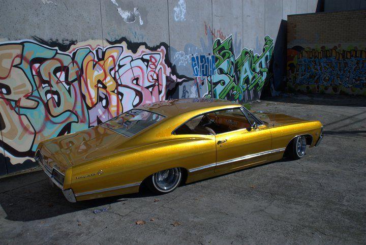 67 Pontiac Bonneville Impala Chevy Impala 1967 Chevy Impala
