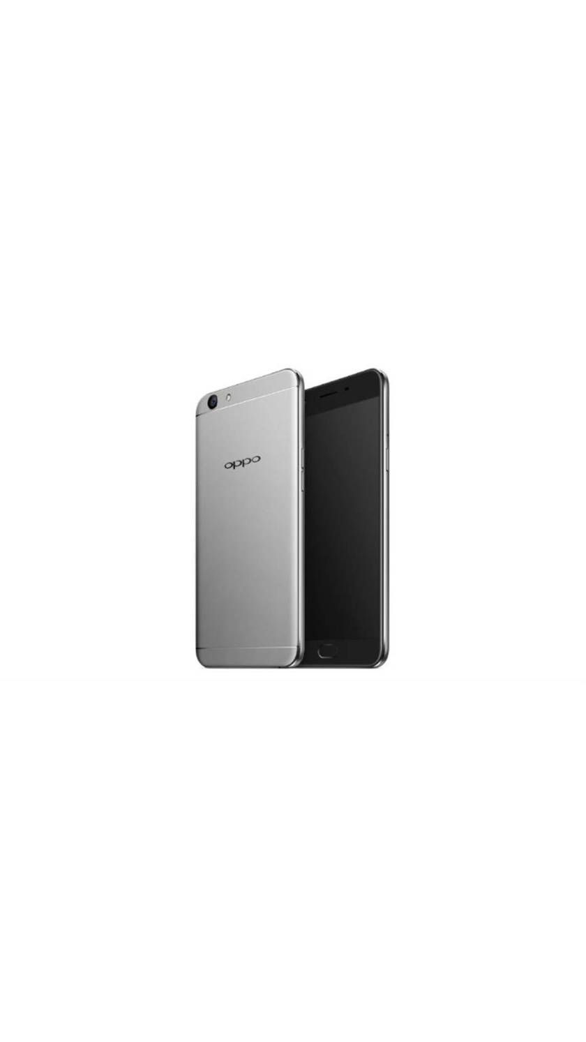 Oppo F1s 64gb Grey Rs16375 After Cashback Freekabalance New
