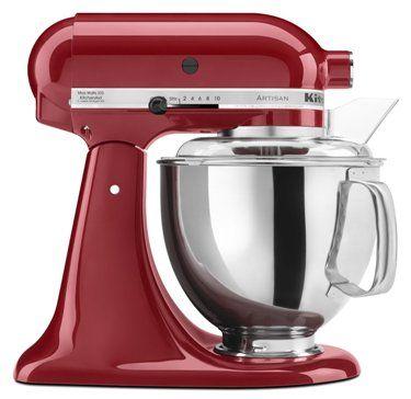 KitchenAid KSM150P Artisan Series Stand Mixer Review