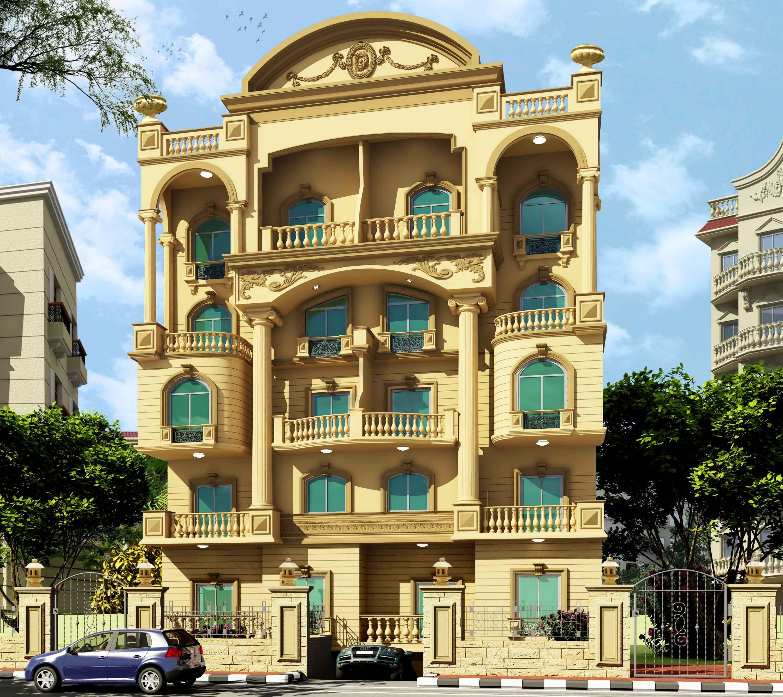 50 Stunning Modern Home Exterior Designs That Have Awesome: في حي النرجس فيلات , ادفع 50% و قسط علي ستين , و اشتري شقة