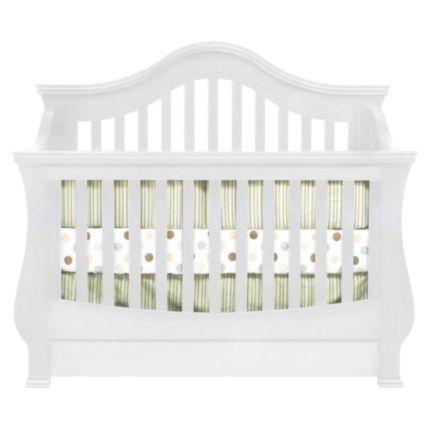 Mdb Ashbury 4 In 1 Convertible Crib White Convertible