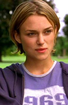I Still Kind Of Miss Having This Hairstyle Keira Knightley - Hairstyle like beckham