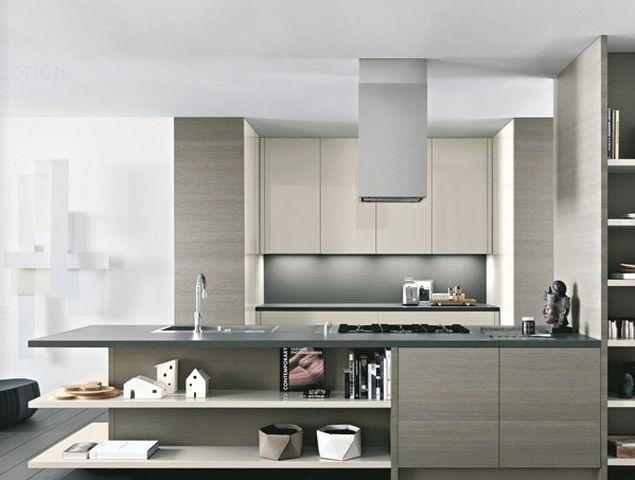 light modern kitchen design