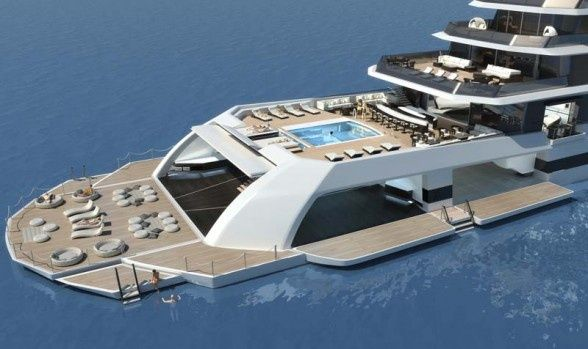 This Yacht Sells For Million K Pinterest Luxury Yachts - Giga yacht takes luxury oil tanker sized extreme