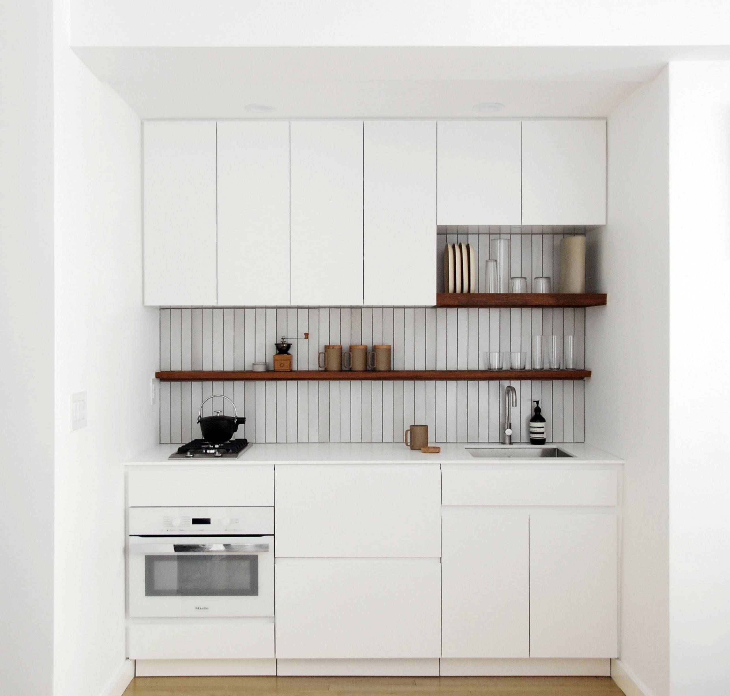 If you dream of a sprawling kitchen but are stuck with small ...