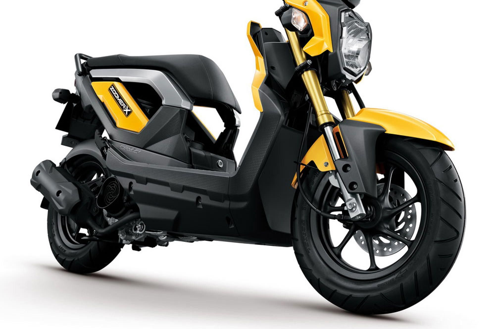 2013 Honda Zoomer X Wheel Honda 2013 Honda Bike Tank