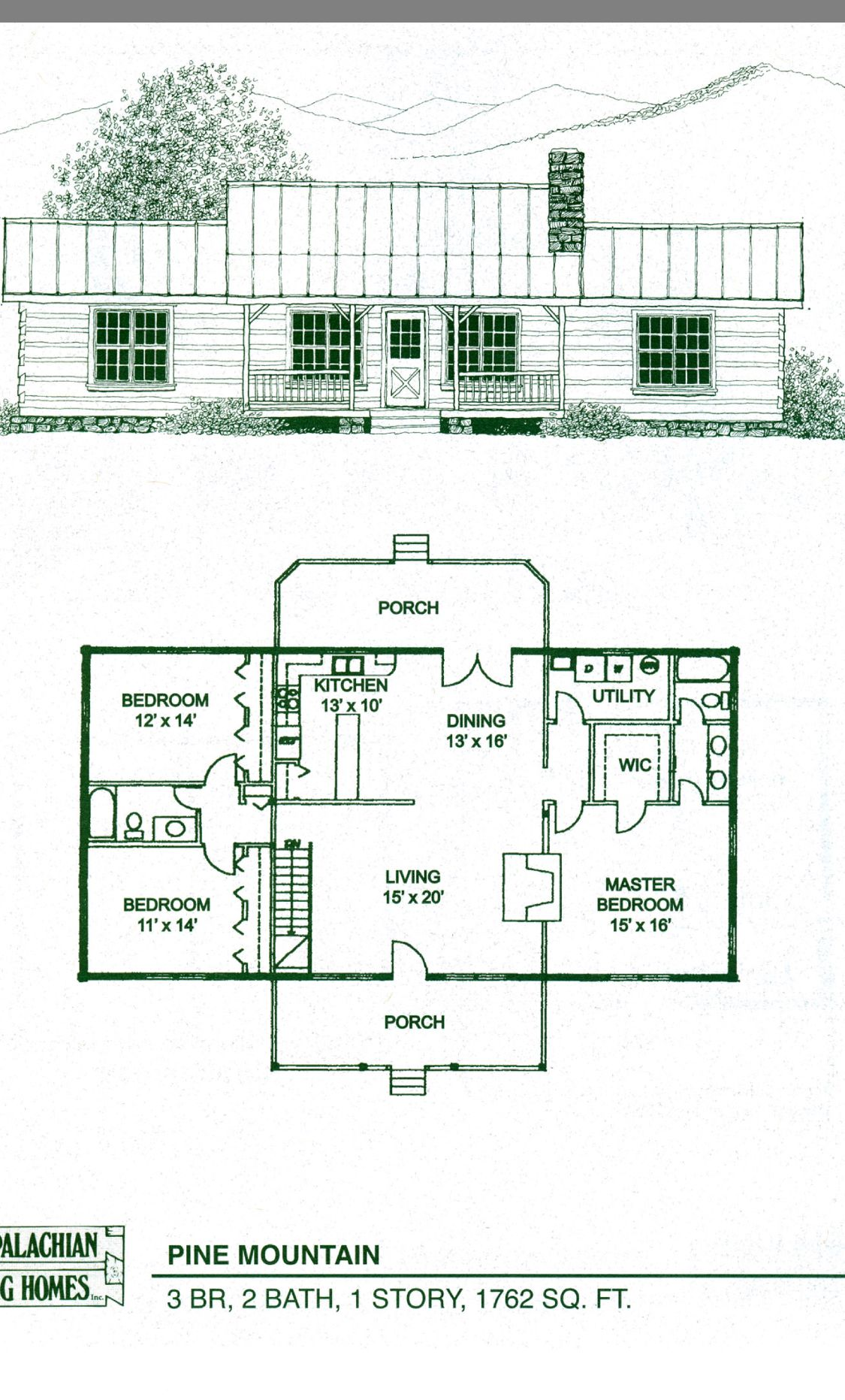 Pin By Evani Olimpia On Ranch House Ideas Log Home Floor Plans Cabin Floor Plans House Plans