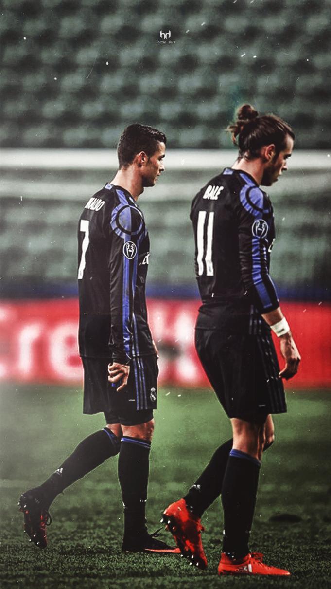 Bale Cr Wallpaper Lockscreen Real Madrid Football