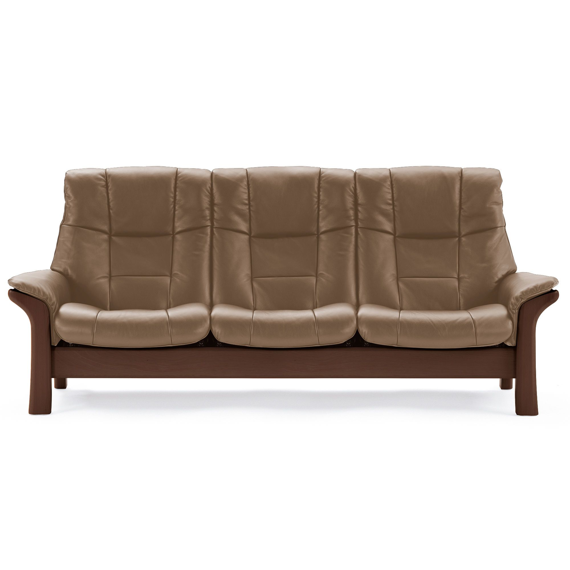 Ekornes Stressless Buckingham Sofa Stressless Buckingham Sofa Highback By Ekornes Living