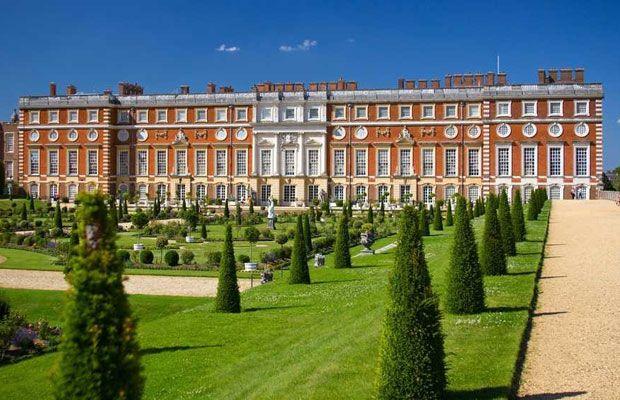Hampton Court Palace, Surrey England