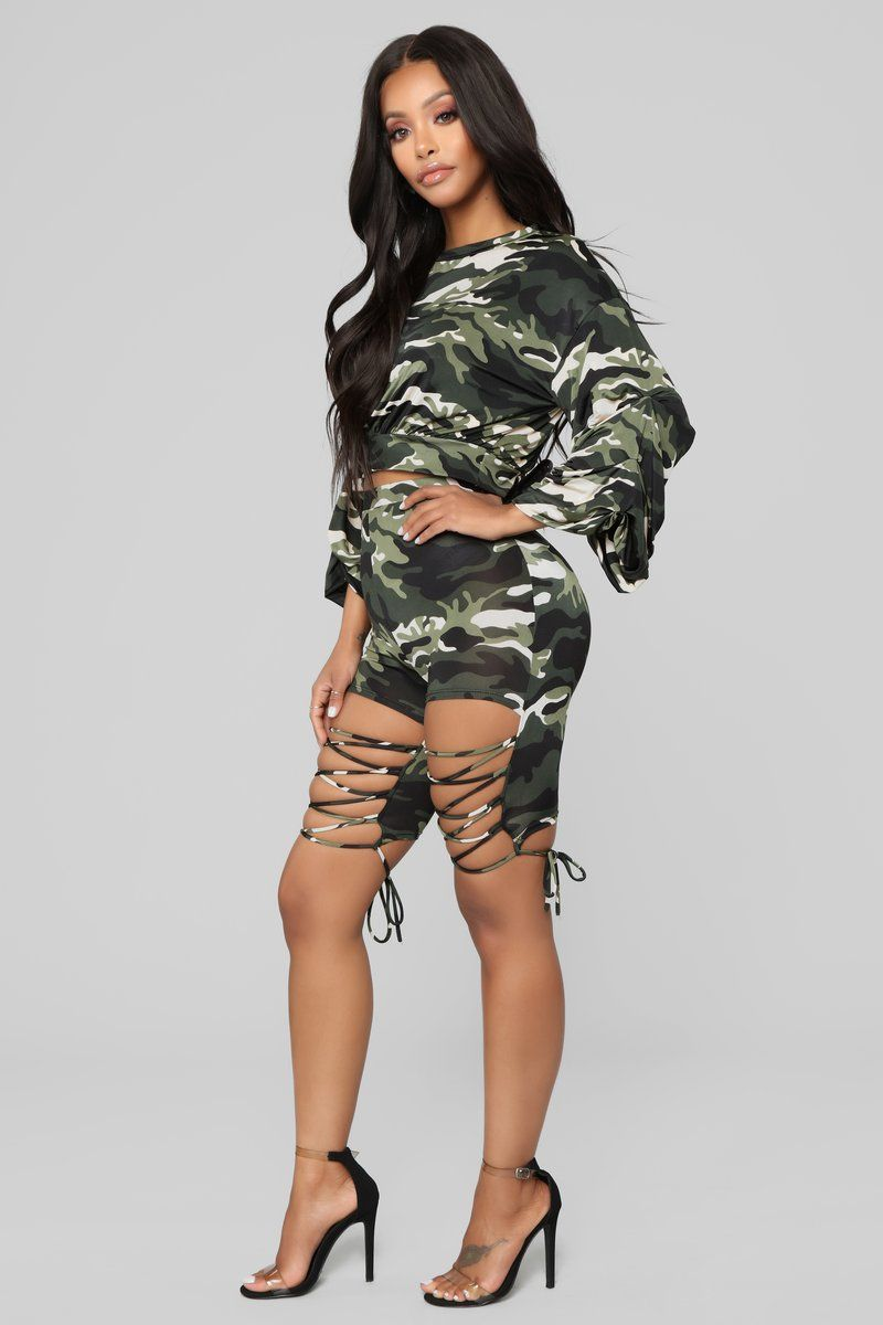 82926b0fcff23 Can't Find You Camo Set - Camo | Clothes I need in my closet in 2019 ...