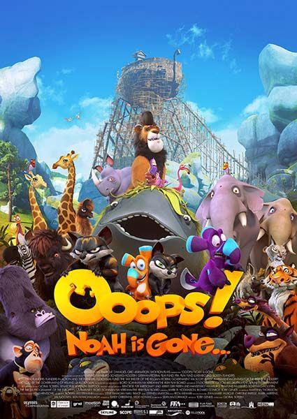 Ooops Noah Is Gone 3d Kahraman Micolar 3d 31 Temmuz 2015 Cuma Vizyon Filmi Ooops Noahisgone S Film D Animation Films Dessins Animes Films Pour Enfants
