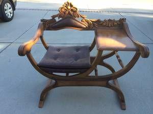 Los Angeles Antiques Classifieds Chair Craigslist Antique