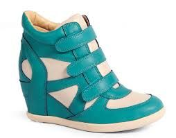 4fd5c4dc909c fotos de zapatos tenis con tacon - Buscar con Google | zapatos ...