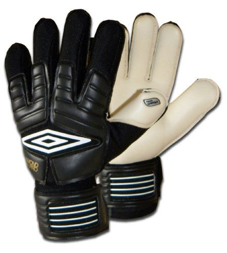 Umbro DP Premier adult size soccer goalkeeper gloves, 10