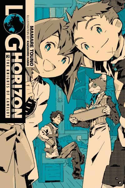 log horizon novel volume 2 log horizon light novel manga covers
