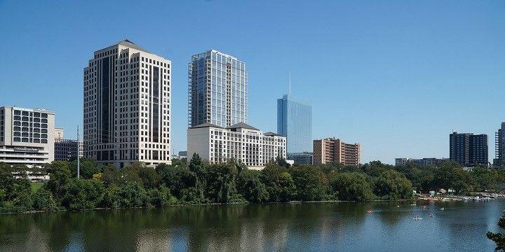 Downtown, Austin, Texas, USA