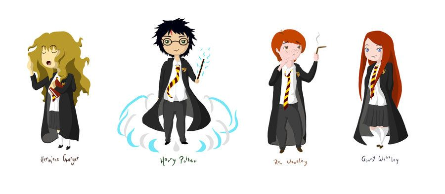 Harry Potter Zeichentrick