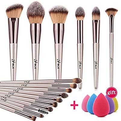 amazon makeup brushes itme upgrade version 16 pcs