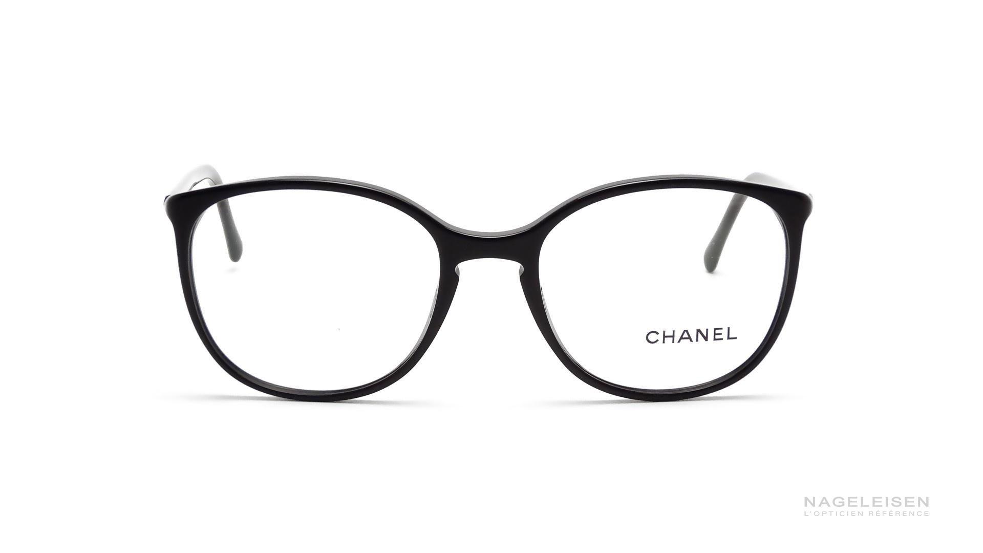 Lunettes de vue Chanel CH 3282 C501 Noir Medium   SUN☆SAND ☆SEA in ... 139f0f6a01c1