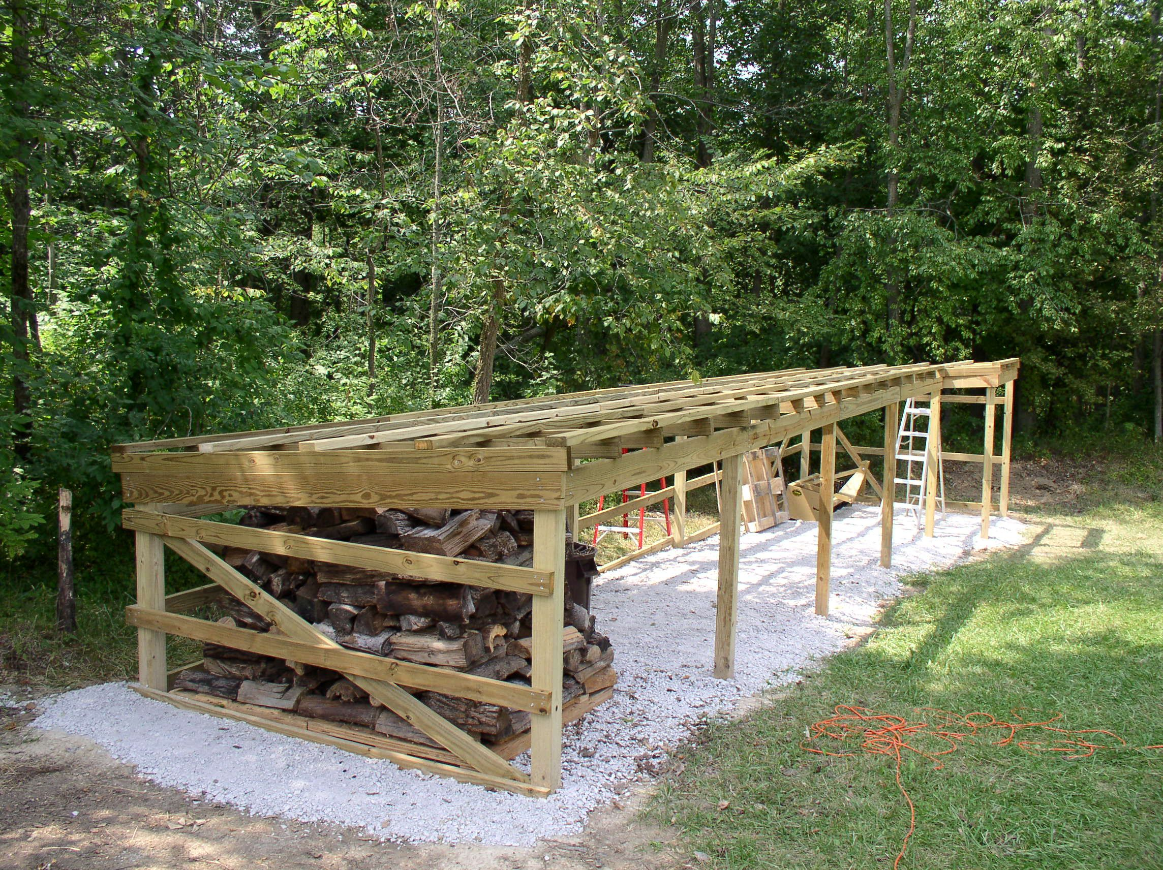 Fire Wood Storage Shed Plans Plans That Can Save You Time
