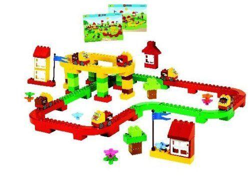 LEGO Education DUPLO Brick Runner Set 779077 (132 Pieces) by LEGO ...