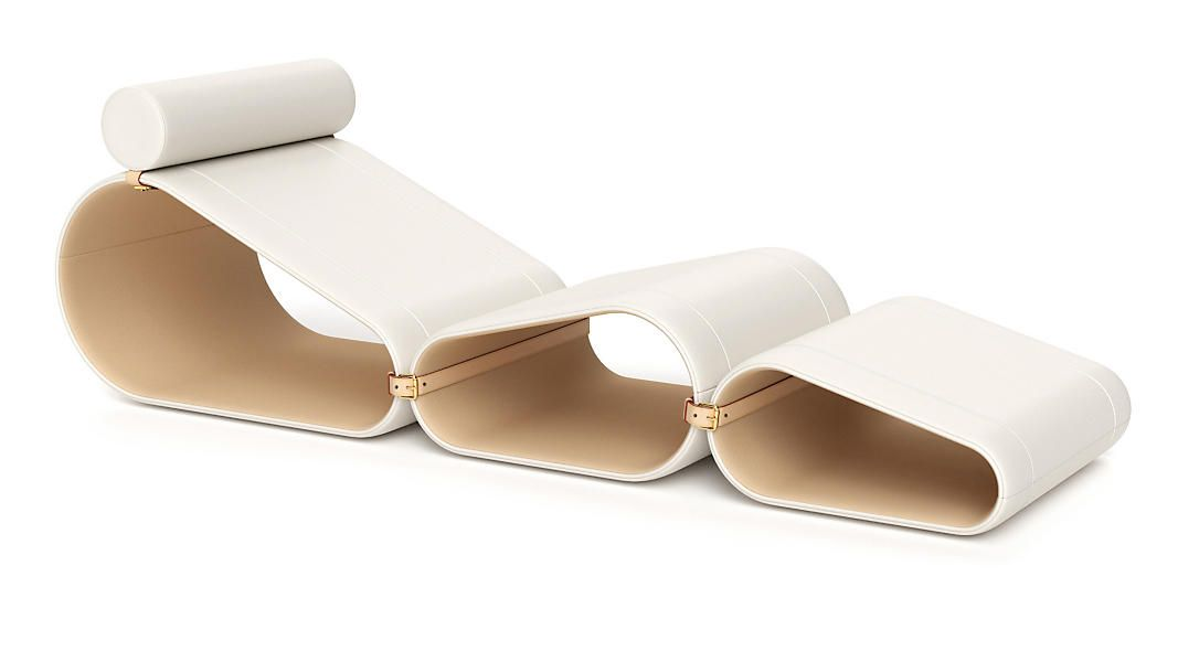 By Is Marcel Wanders Object New Nomad Chaise Longue The News xoBedCrWQ