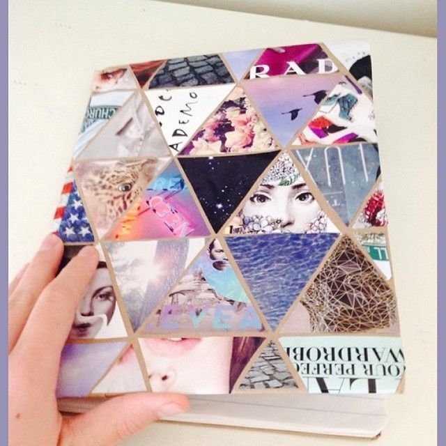 1000+ Ideas About Diy Notebook Cover On Pinterest