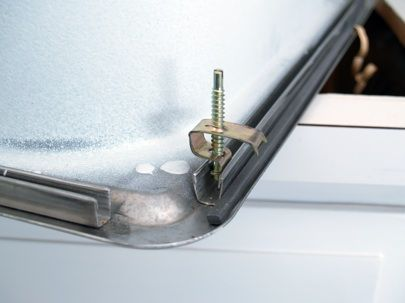 Kitchen Sink Clips How to install a kitchen sink sinks counter top and kitchens workwithnaturefo