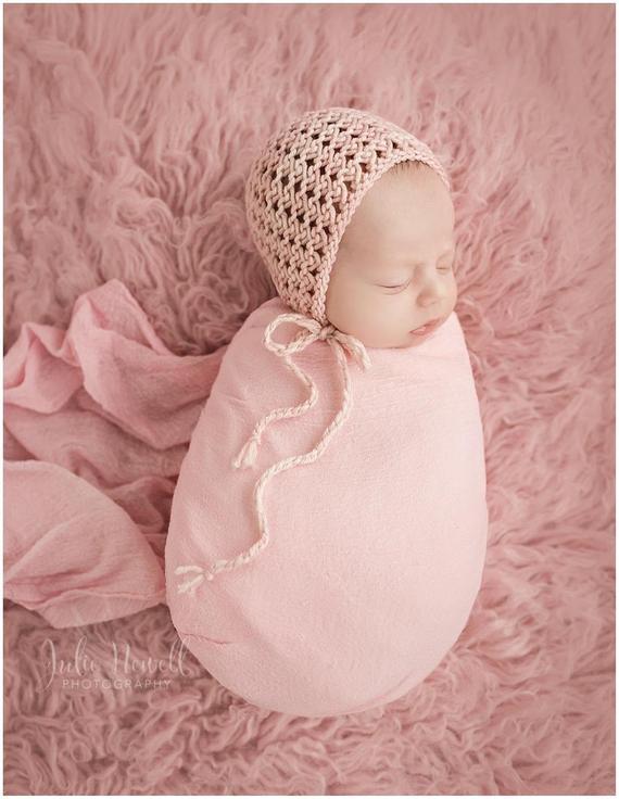 Knitting Pattern, Knit PDF Pattern, Newborn Hat Pattern ...