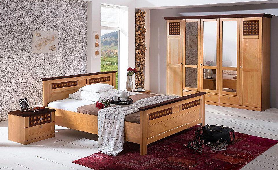 Premium collection by Home affaire Schlafzimmer-Set »Romantika« mit