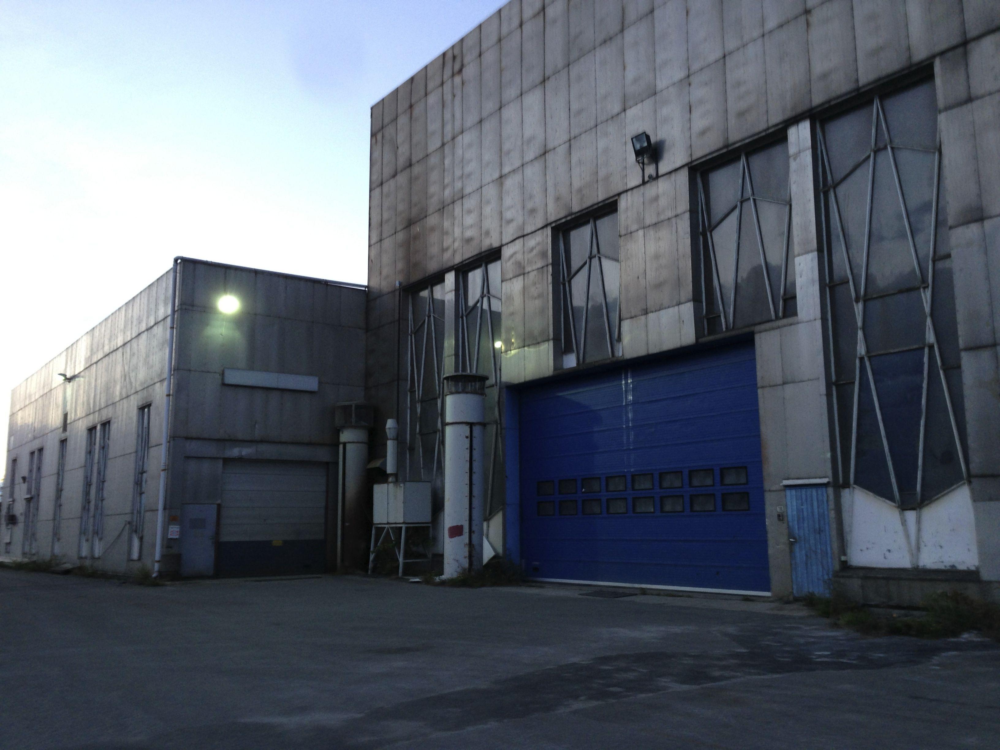 Arkitektur - Hamjern-området