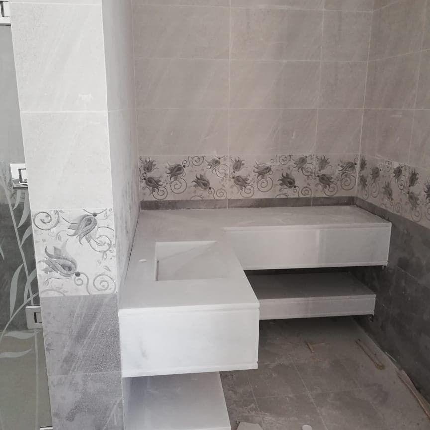 New The 10 Best Home Decor With Pictures New Vanity Crystal Marble Done By Aloroba Group مغاسل رخامية كريستال فيتنامي تنفيذ مجمو Bathtub Alcove Bathroom