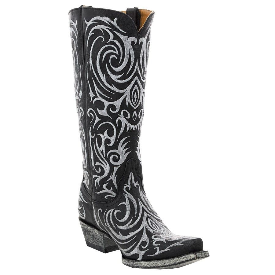 dd8e59421fe Old Gringo Women's Black Madonna Boots | COWBOY BOOTS | Boots, Old ...