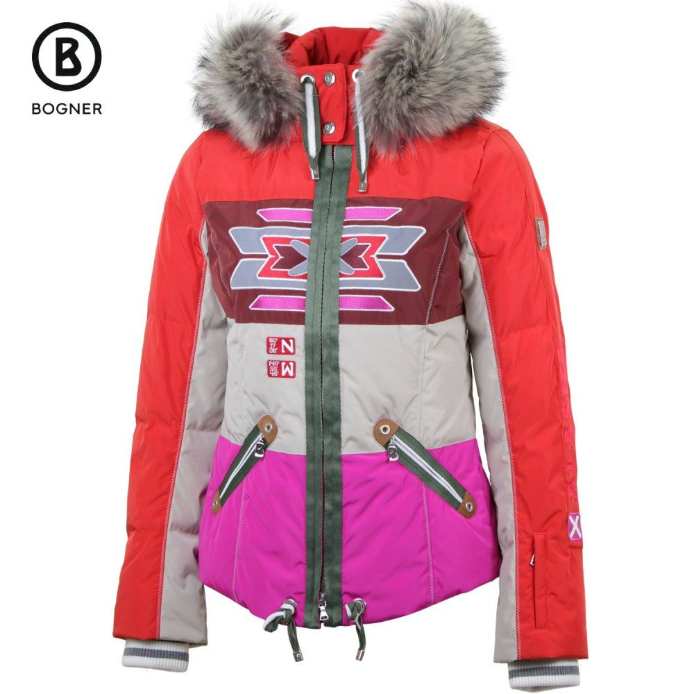 Bogner Eli D Down Ski Jacket With Fur Women S Peter Glenn Ski Jacket Down Ski Jacket Jackets