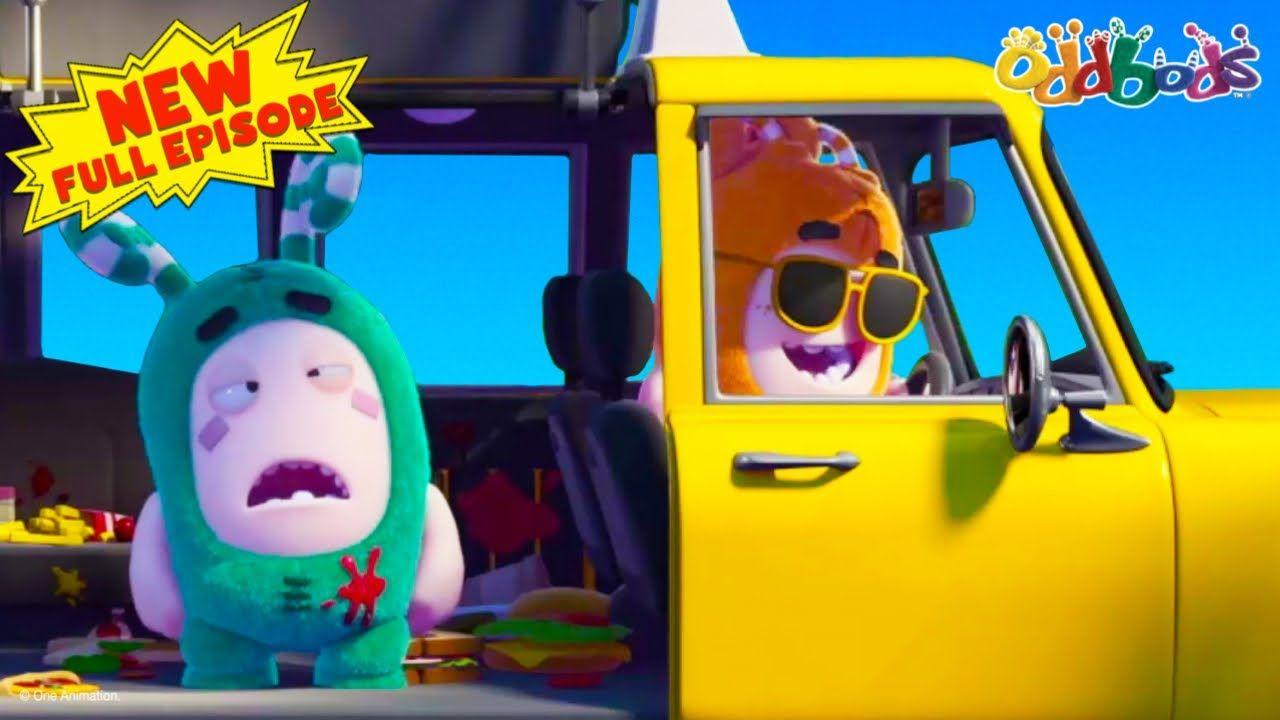 اودبودز موسم جديد فوضى التكسي حلقة كاملة فلم كرتون مضحك للاطفال Youtube Pluto The Dog Disney Characters Character
