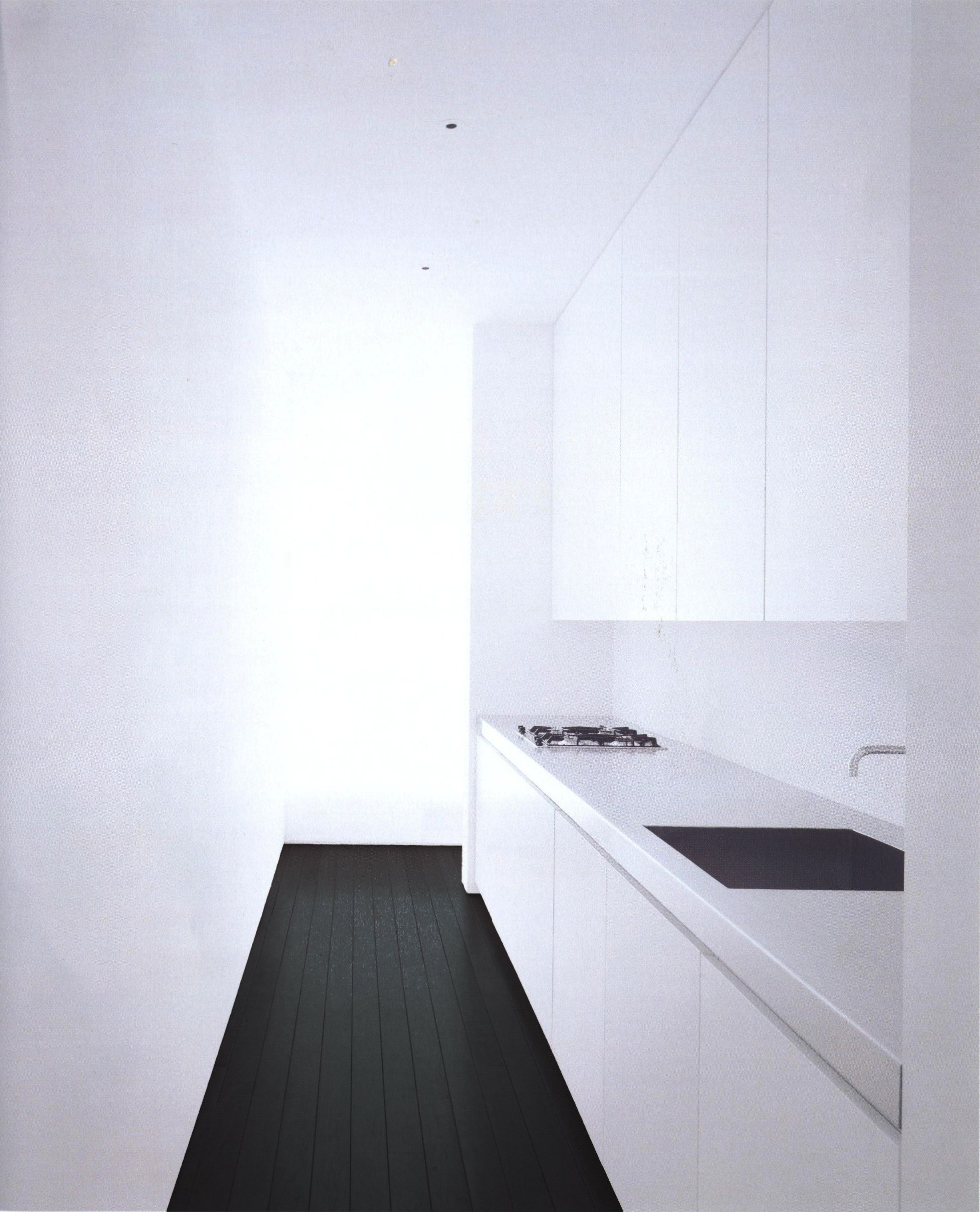 John Pawson Kitchen - I\'ve never seen photos of this house online ...