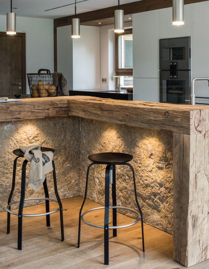 werkhaus küchenideen, exklusive Küchen und Schreinerküchen im - küche mit bar