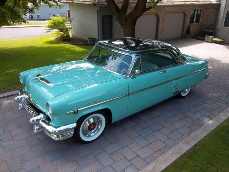 54 Mercury Monterey SUN VALLEY | eBay | Let\'s Roll | Pinterest ...