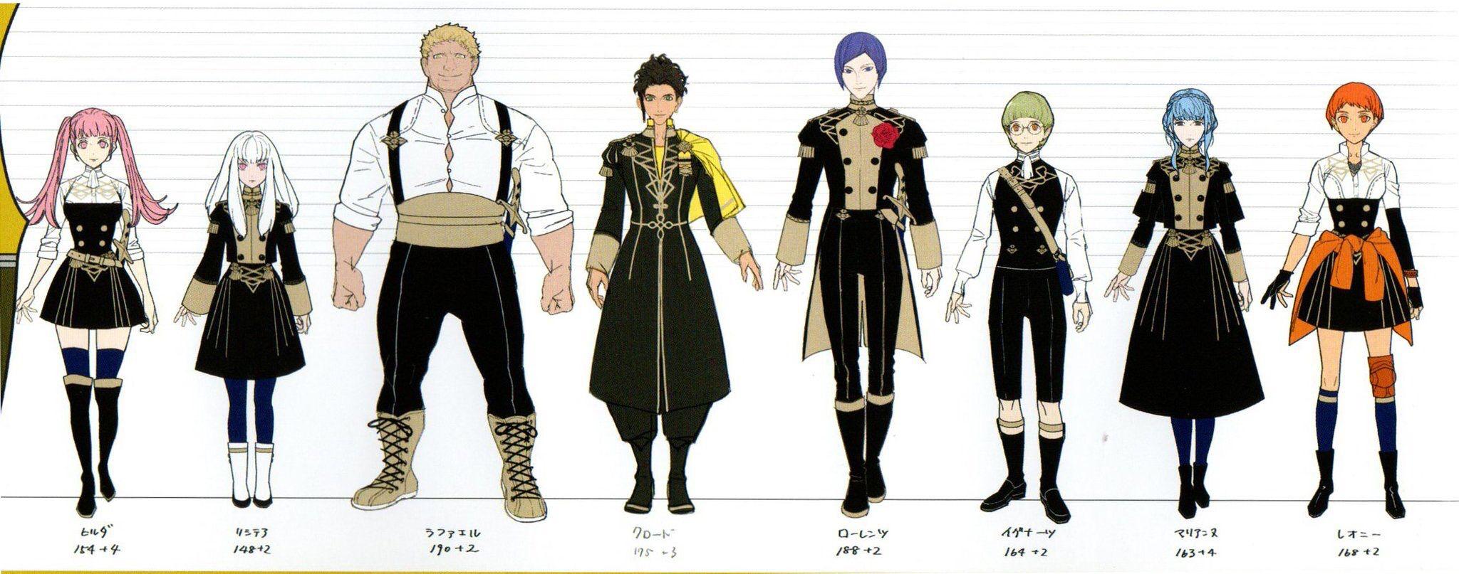 Golden Deer Height Fire Emblem Fire Emblem Characters Emblems