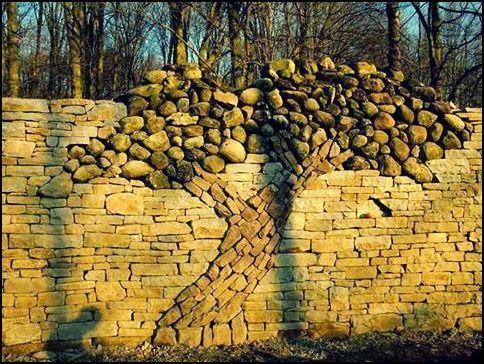 Roccana: decoração | It Rocks | Pinterest | Land art, Stone and ...