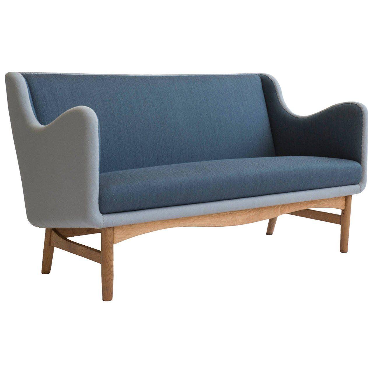 Finn Juhl U0027Poetu0027 Sofa For Niels Vodder | Modern, Mid Century And  Mid Century Modern.