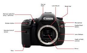 Image Result For Parts And Functions Of Digital Camera Camaras