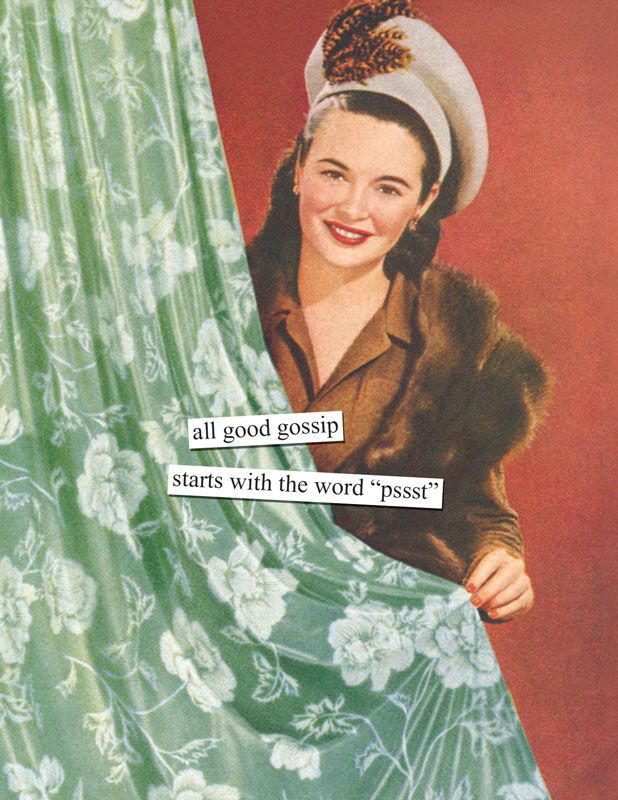 f257261c6 Dress for the job you want | Anne Taintor | Funny, Retro humor ...