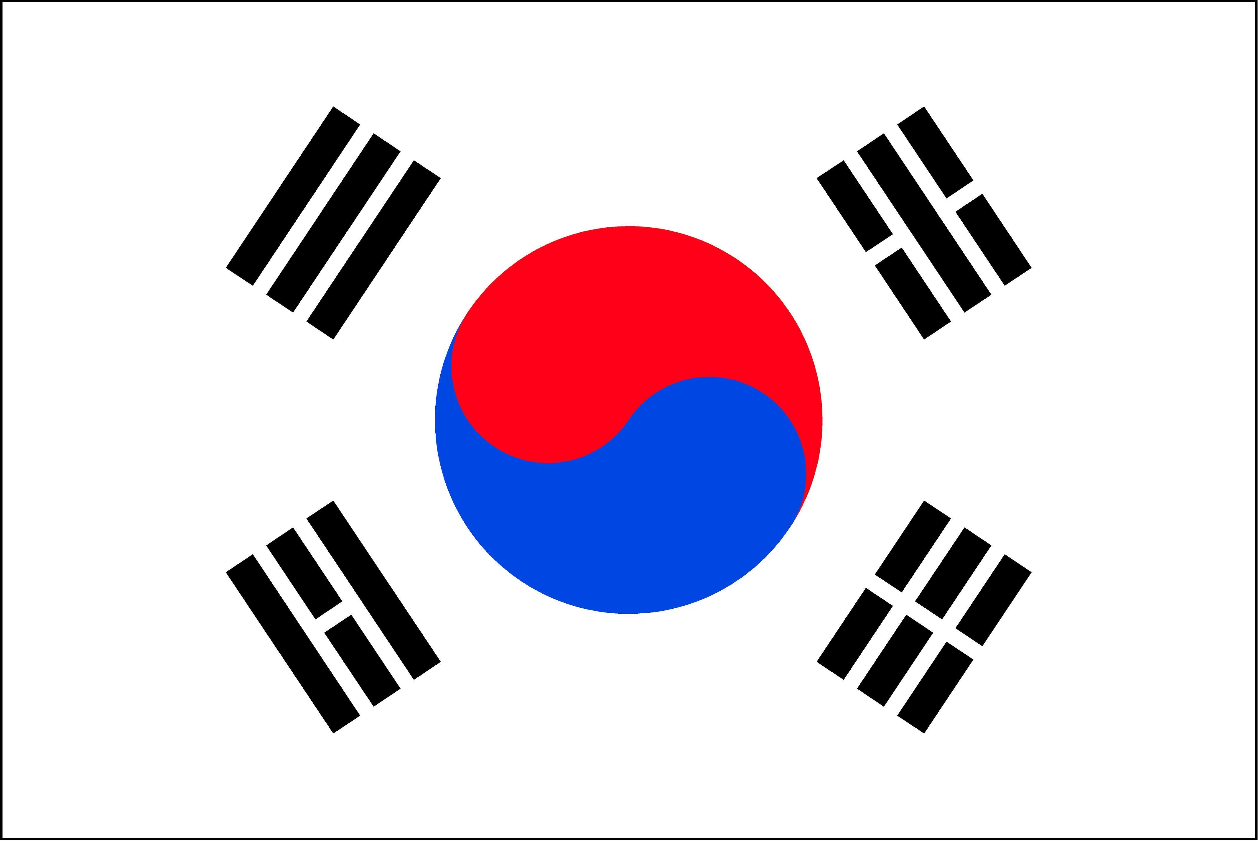 corea del sur bandera Buscar con Google FreeTime