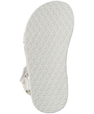 Teva Girls' Universal Athletic Flip Flop Sandals from Finish Line - White 4