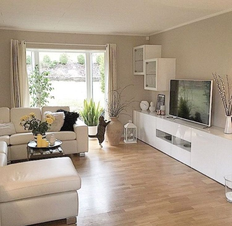 23 Charming Beige Living Room Design Ideas To Brighten Up: Pin De Nineta Rous En N En 2019
