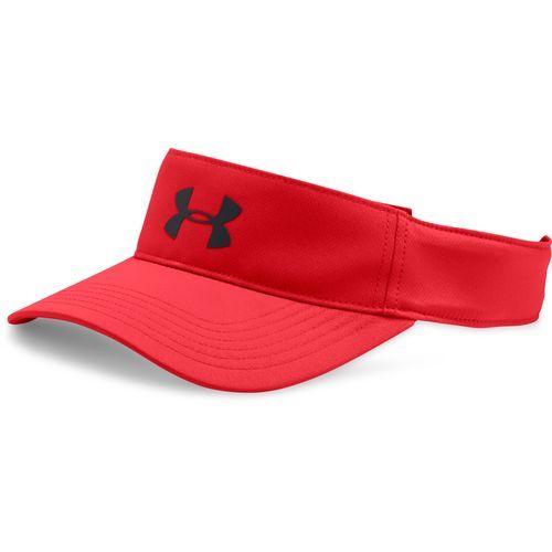 designer fashion a8510 701d1 Under Armour Boys  Headline 2.0 Visor (Red Black, Size One Size) - Boy s  Apparel, Boy s Athletic Headwear Accessories at Academy Sports