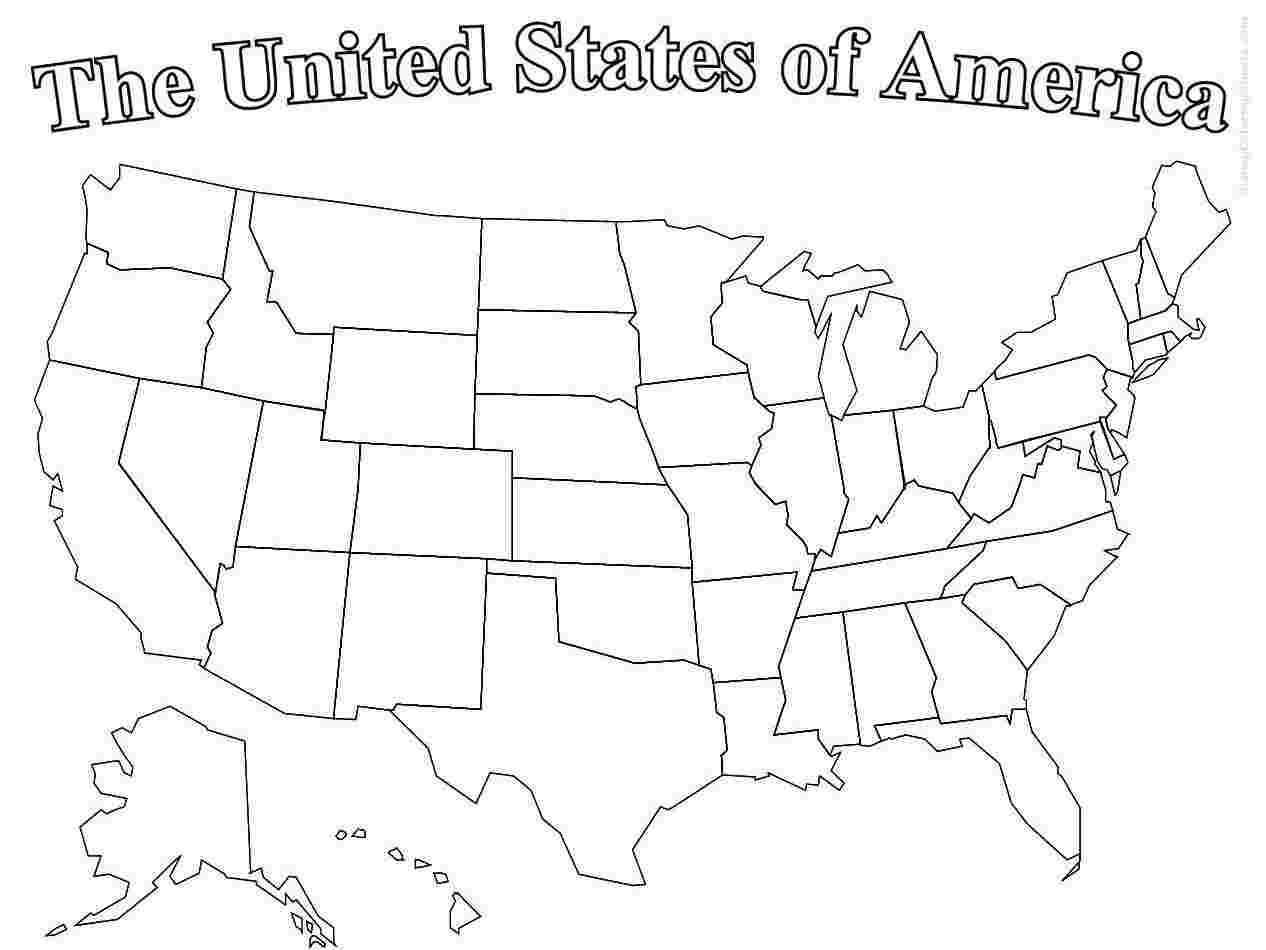 Blank Printable Map Of The United States And Canada Best With United States Map Templat In 2020 World Map Coloring Page Flag Coloring Pages United States Map Printable