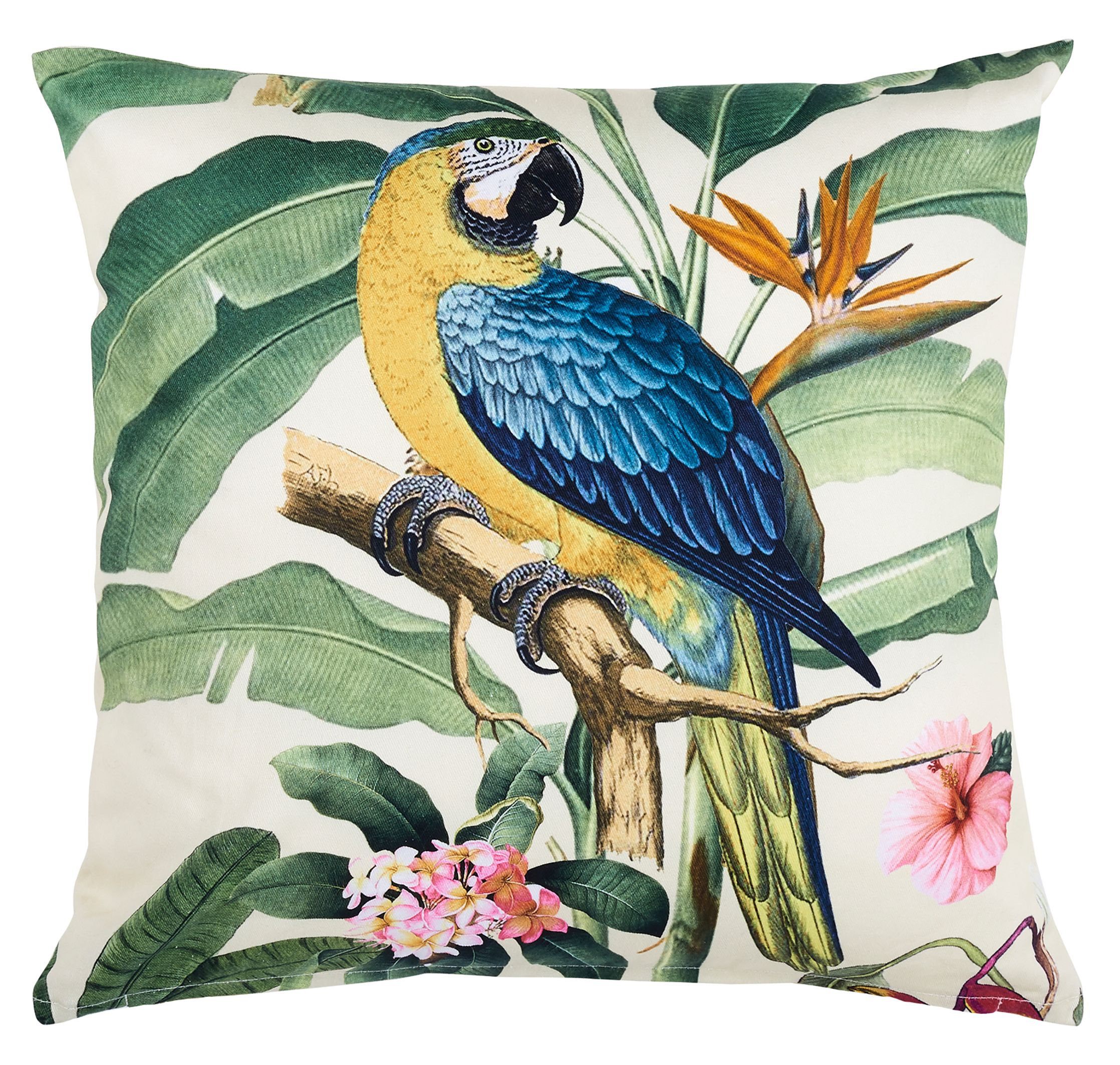 Tissu Bouchara #bouchara - Coussin Jaco - Bouchara Collection - Www